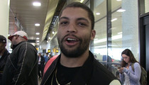 O'Shea Jackson Jr. -- Not Down with 'Roots' (VIDEO)