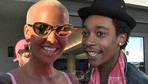 Wiz Khalifa, Amber Rose -- Divorce Settlement ... You Get a Mil, I Keep My Whips