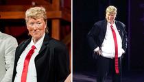 Meryl Streep -- The Devil Wears Trump (PHOTO)