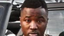 Rapper Troy Ave -- Drops Track from Jail ... I Shot Ya in Self Defense!! (AUDIO)