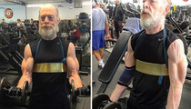 J.K. Simmons -- INSANELY JACKED ... For New 'Justice League' Flick (PHOTOS)