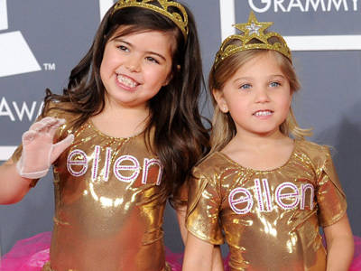 Remember These Two? Wait Until You See the Little Blonde One NOW & What She's Been Up To!