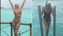 Yolanda Foster -- Give Me One Bora Bora ... Hold the Lyme (PHOTOS)