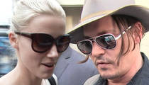 Amber Heard -- It's Not About Money ... It's About Protection from Johnny