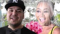 Blac Chyna & Rob Kardashian -- We'll Make 7 Figures Off Our Wedding ... And Kris Will Help