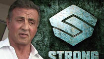 Sylvester Stallone Powerlifted My Show Idea! Trainer Sues Over 'Strong'