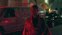 Rihanna -- Chris Brown Callback ... 'He's Not Beating Me' (VIDEO)