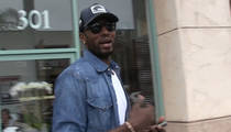 OKC's Serge Ibaka -- Durant Ain't Goin' Nowhere ... Everybody Calm Down (VIDEO)