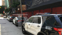 Amber Heard Calls Cops ... Johnny Depp's Raiding Our House (PHOTO UPDATE)