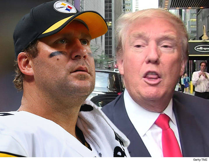 0613-ben-roethlisberger-donald-trump-GETTY-TMZ-01
