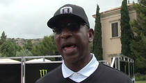 Eric Dickerson -- Vegas Isn't Dangerous for NFL Players ... 'You Can Get In Trouble Anywhere' (VIDEO)
