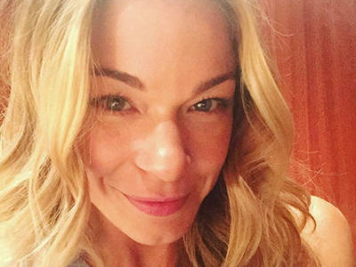 LeAnn Rimes' BIZARRE Interview About Pregnancy & Heath Ledger: What IS This?!