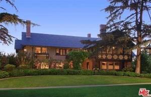 David Arquette's Hancock Park House