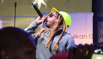 Lil Wayne -- Back Onstage in L.A. ... Days After Seizure Scares (VIDEO + PHOTOS)