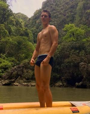Ansel Elgort and Violetta Komyshan's Thailand Vacation
