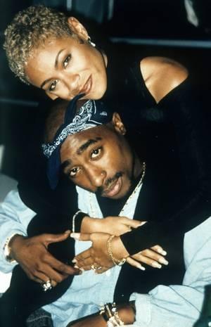 Tupac's Famous Friends