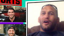 UFC's Dan Henderson -- This 'Old Man' ... Is Gonna Beat Bisping's Ass! (VIDEO)