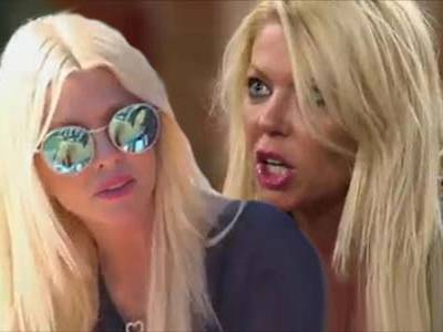 Tara Reid Has a CRAZY Meltdown When She Thinks No One is Watching: WOW is This Vid Scary!