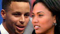 Steph Curry -- NBA Security 'Profiled' My Father-In-Law ... 'Threatened to Arrest Him'