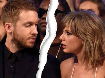 Calvin Harris Goes on BIZARRE, Epic Rant About VMA Noms: Is This About Taylor Swift's Snub?!