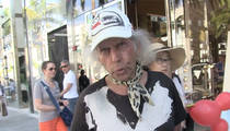 'NBA Superfan' Jimmy Goldstein -- Even I Think $50k for a Ticket is Stupid