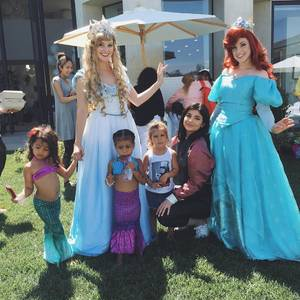 Unda Da Sea - The Kardashian Mermaid Birthday Party