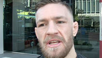 Conor McGregor -- Bought Entire Family BMWs ... Dad Says