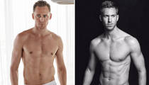 Tom Hiddleston vs. Calvin Harris: Who'd You Rather?! (Sexy Underwear Edition)