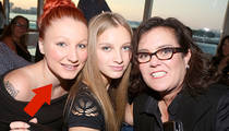 Rosie O'Donnell -- Reunites with Daughter (PHOTO GALLERY)