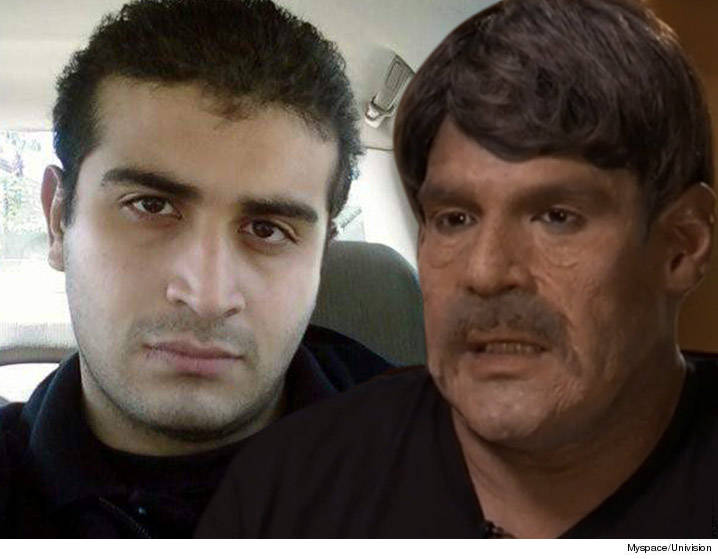 Police obtain video of Omar Mateen's wife shopping for ammo with him