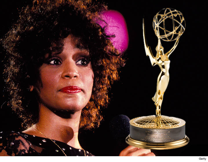 Whitney Houston: Here's Proof Emmy Auction Is Illegal ... TV Academy ...