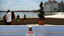Disney -- Beaches Reopen ... Security Heightened