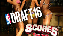 NBA Draft -- NY Strip Club Giving Free Booty Party ... To All Draftees
