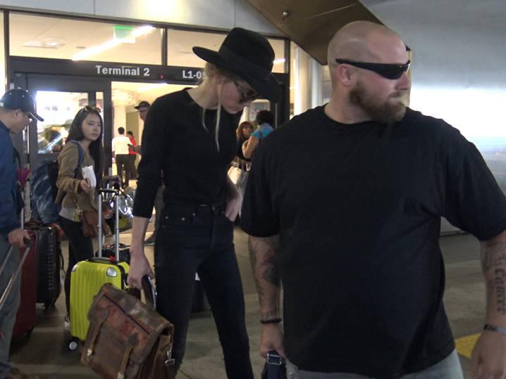 Amber Heard -- Miraculous Weight Gain? (VIDEO)