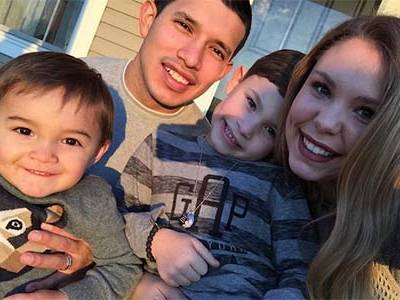 'Teen Mom' Husband Shares EXTREMELY Personal Message: Biggest Scandal Yet?!