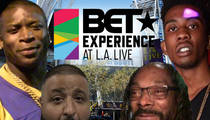 BET Awards -- Fan Experience ... Free Concerts, Huge Stars