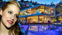 Brittany Murphy Death House -- Back On The Market ... Big Discount, No Bad Juju (PHOTO GALLERY)