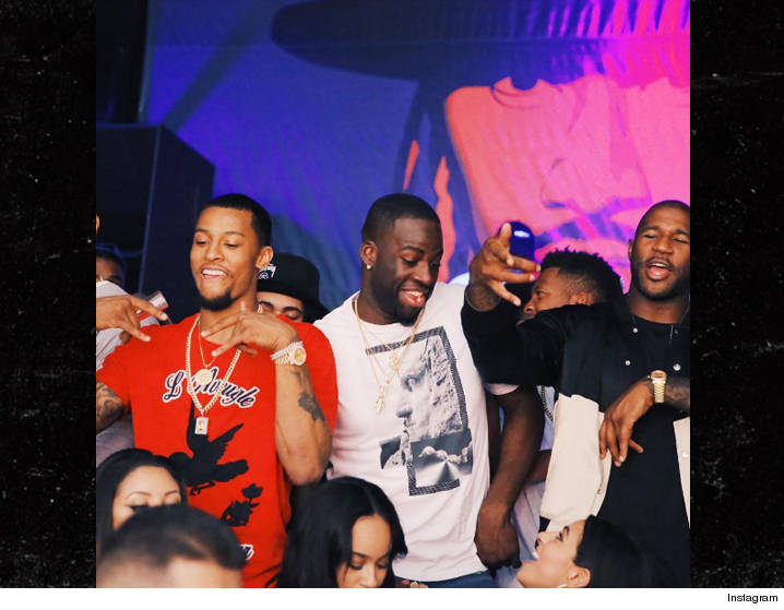 0624-draymond-green-partying-sub-playhouse-INSTAGRAM-01