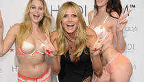 17 Hot Shots From Heidi Klum's Lingerie Party!