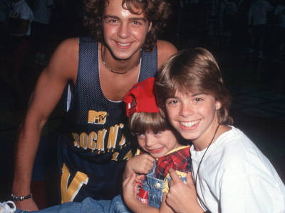 """See Very RARE Photo of All Three Lawrence Brothers NOW -- """"Whoa"""" Is Right!"""