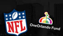 NFL, Bucs, Jaguars & Dolphins -- Donate $400k To Orlando Shooting Victims