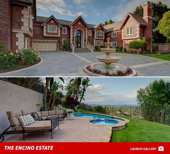 Nick Lachey -- Plunks Down $4.5M For Jenni Rivera's Old Crib (PHOTO GALLERY)
