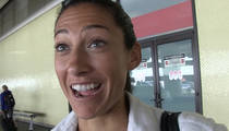 Team USA's Christen Press -- I Love My Nude Pics ... But I Ain't Doing Playboy! (VIDEO)