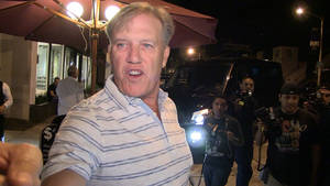John Elway -- Responds to Von Miller Photo Diss ... 'That's Too Bad'
