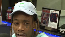 Wiz Khalifa -- I'm Not Buying Kanye West's Apology ... He Ain't Keeping it Real (VIDEO)
