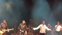Michael Jackson's Brothers Perform on Eve of Death Anniversary