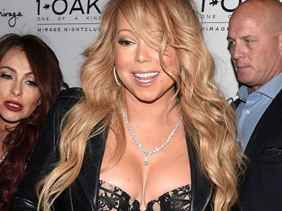 WHOA! WTF Was Mariah Wearing to the Club? You Gotta See This!