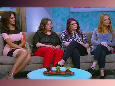 The Craziest 'Teen Mom' Transformations of ALL: These Girls Used to Look SO DIFFERENT