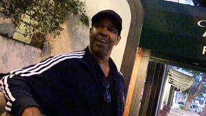 Denzel Washington -- I 'Tracked Down' Denzel Valentine ... I Love His Name!