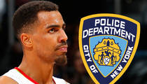 NBA's Thabo Sefolosha -- NYPD Calls BS On Abuse ... 'Force Was Justified'